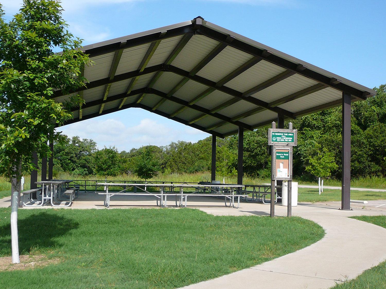 Booty's Road Park Pavilion