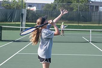 Youth Beginner Tennis