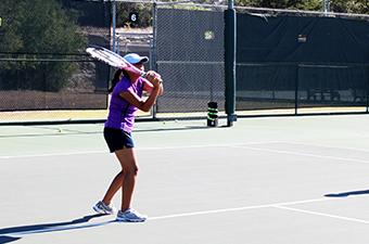 Youth Intermediate Tennis