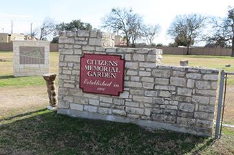 Citizen's Memorial Garden Cemetery