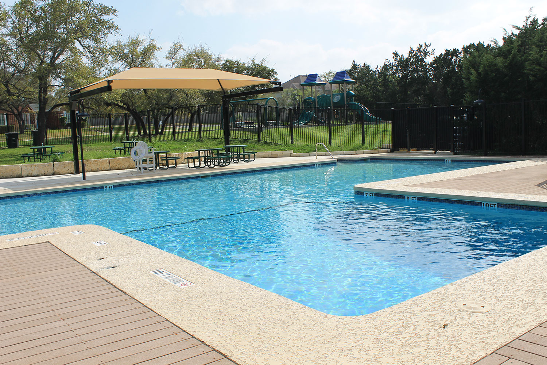 River Ridge Pool in Georgetown, TX