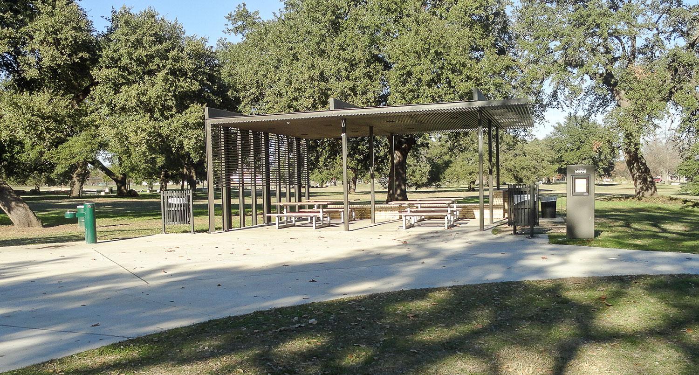 Cypress Pavilion in San Gabriel Park