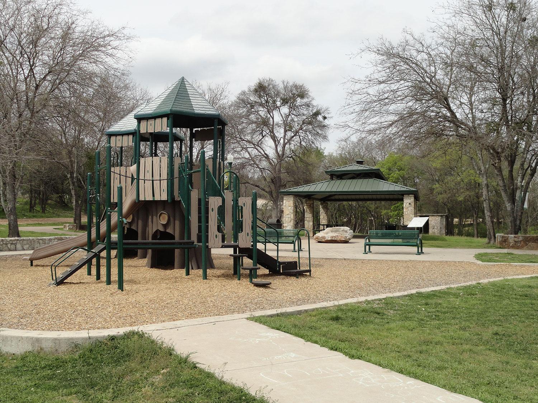 Rivery Park in Georgetown, TX