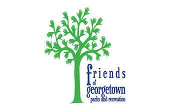 Friends of Georgetown Parks and Recreation Logo