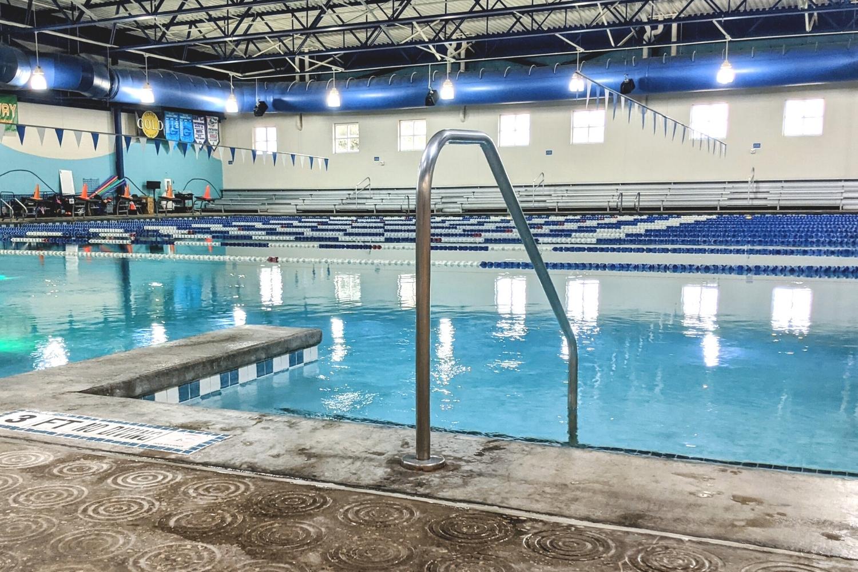 Georgetown Recreation Center Indoor Pool