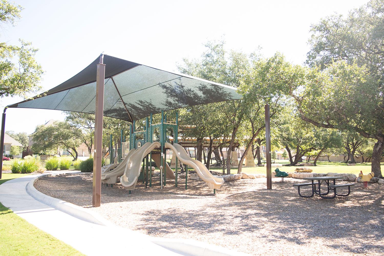 Lakeside Park in Georgetown, TX