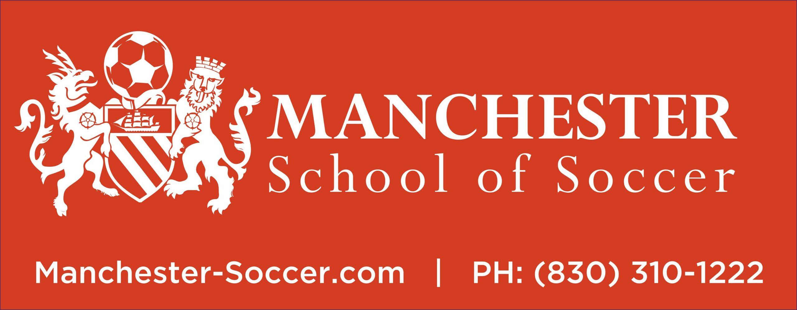 Manchester School of Soccer Logo