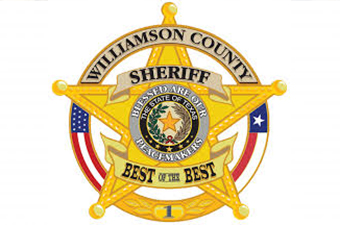 Williamson County Sheriff's Department badge