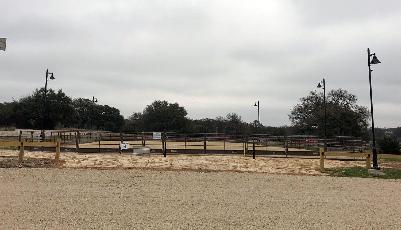 Equestrian Arena at Garey Park