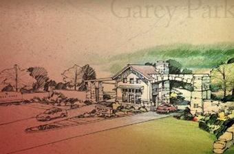 Garey Park Master Plan cover