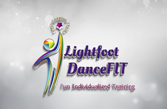 Lightfoot DanceFIT Logo