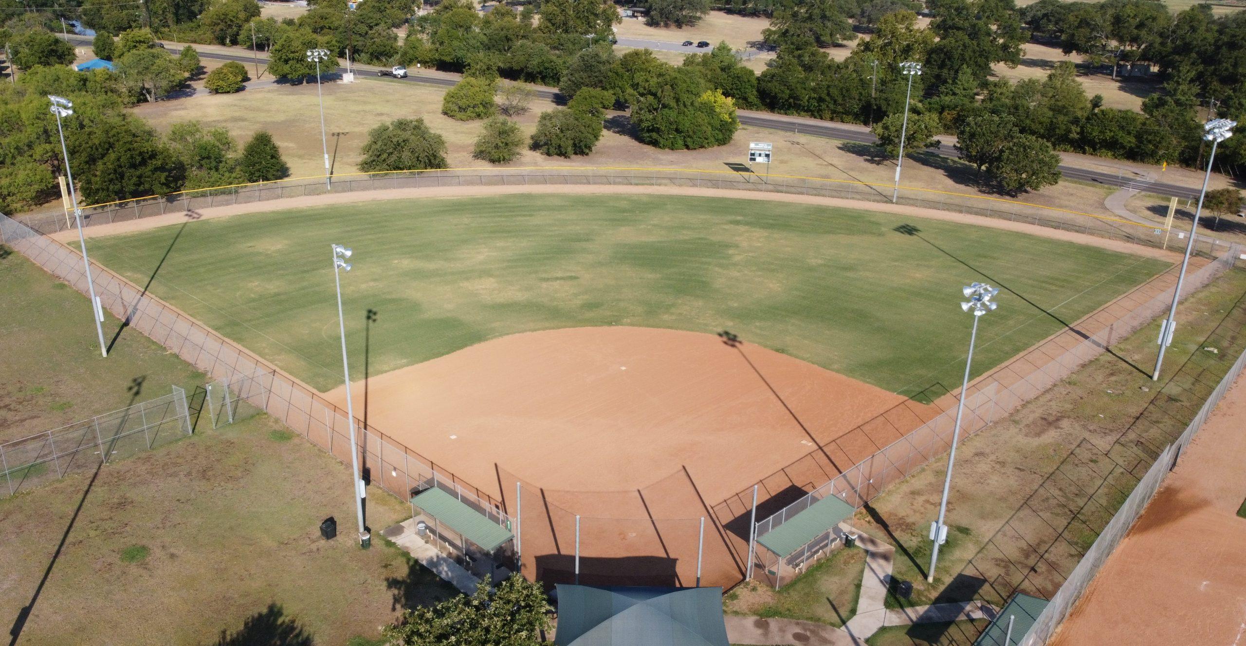 McMaster Softball Field #1
