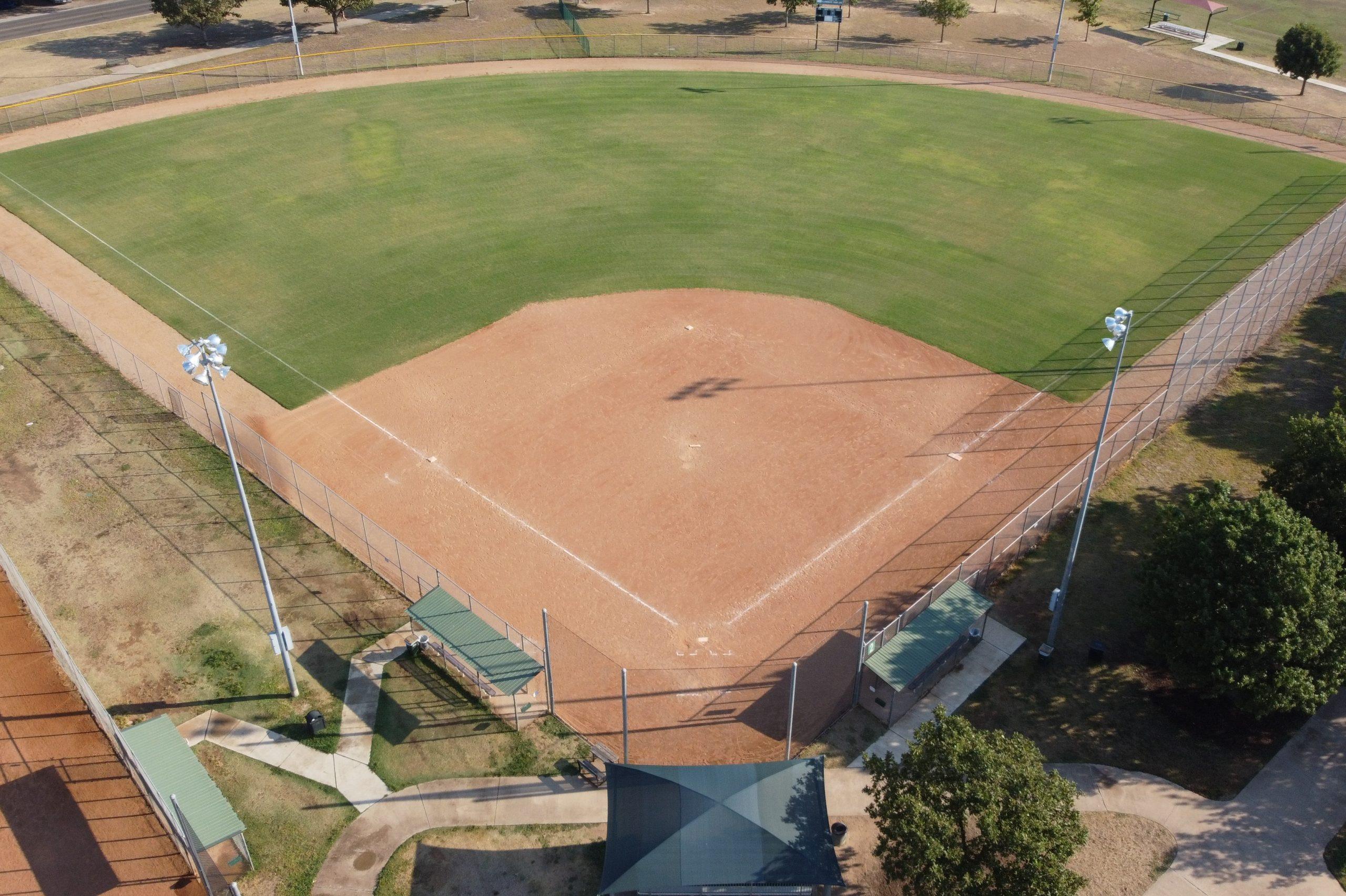McMaster Softball Field #2