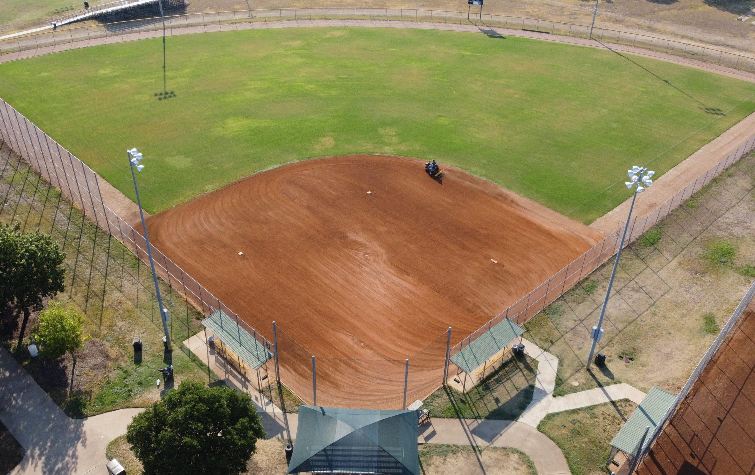 McMaster Softball Field #3