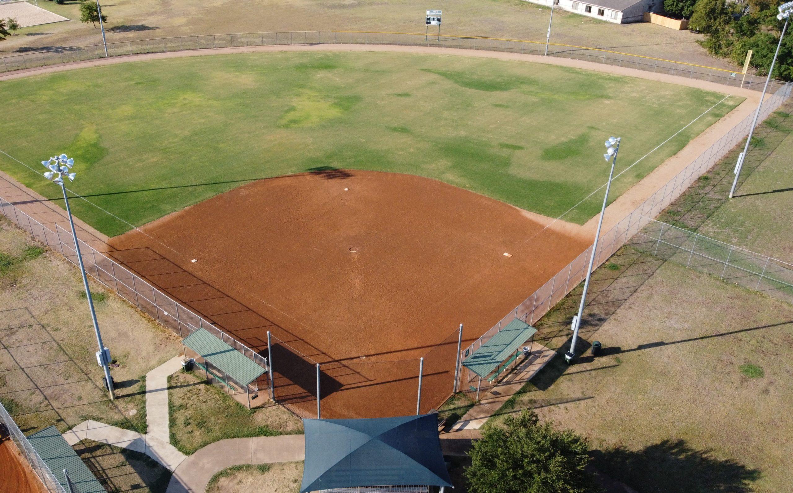 McMaster Softball Field #4